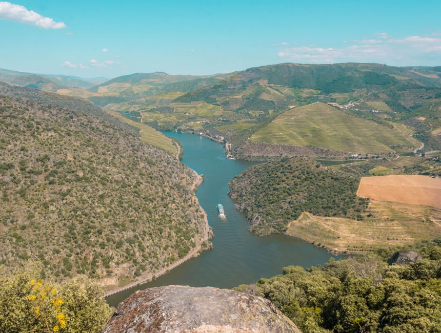 Mehrtägige Bootsfahrt Douro Tal