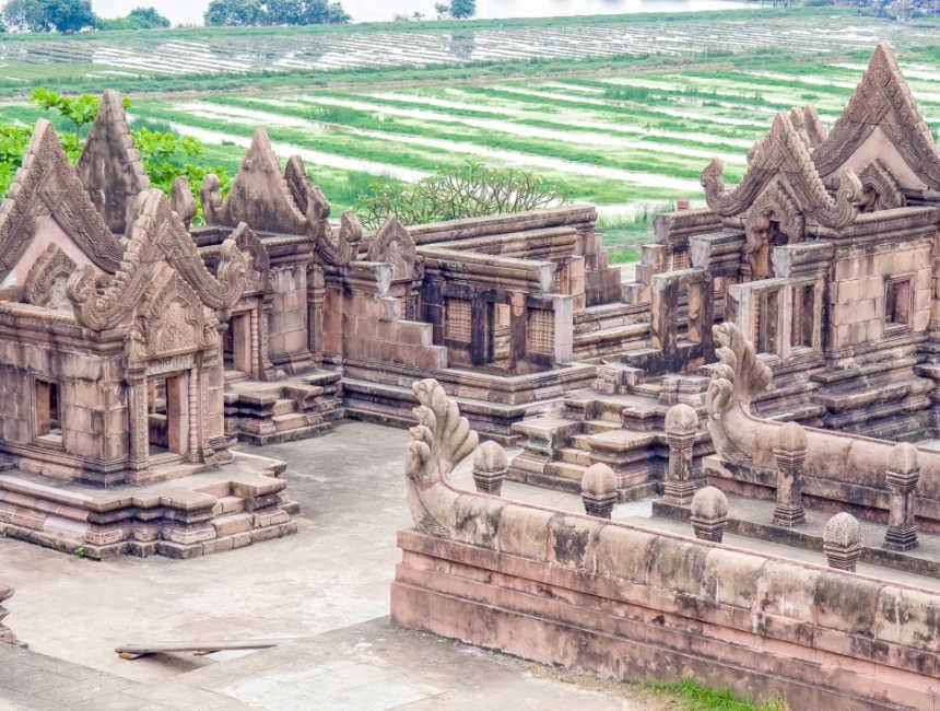 Preah Vihear Tempel Kambodscha