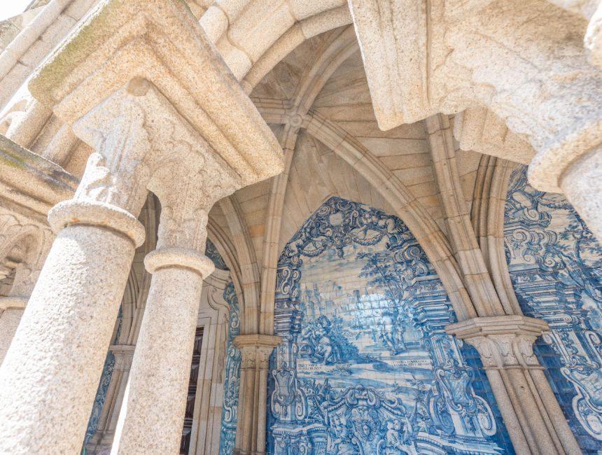 Se Kathedrale Porto Kloster Azulejos
