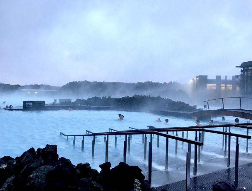 Reykjavik Blaue Lagune