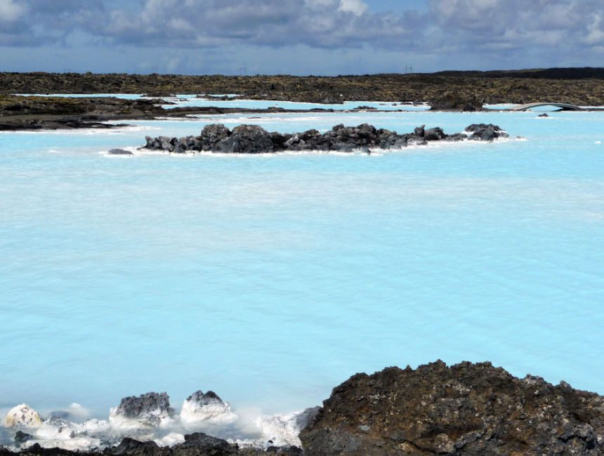 Tour Blaue Lagune Island
