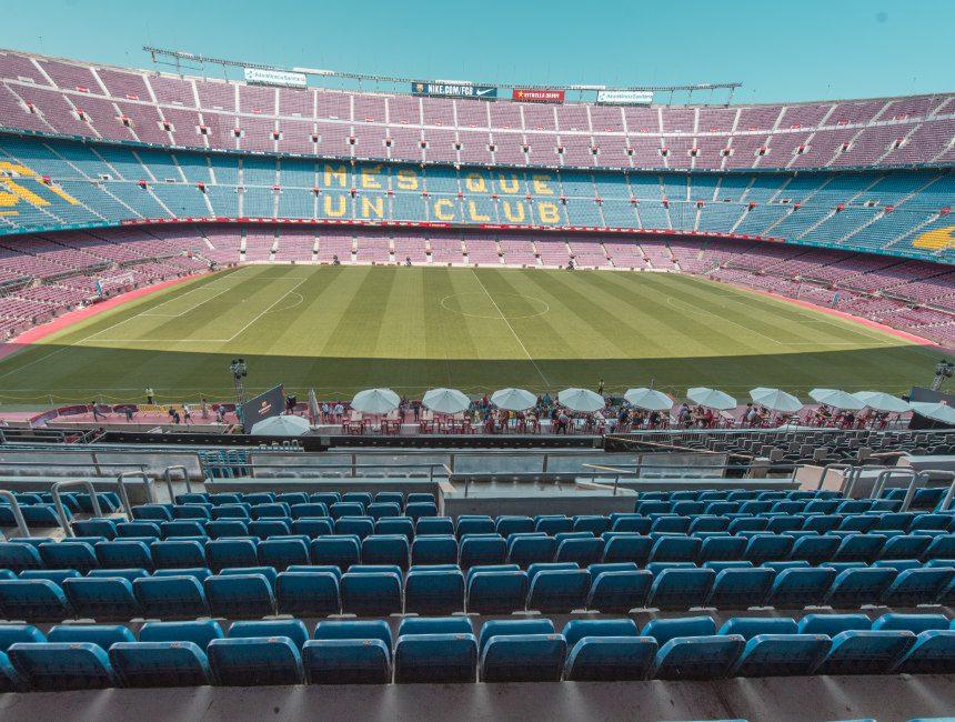 besichtigen Camp Nou