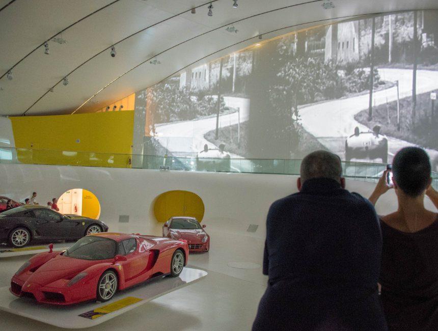Ferrari Museum In Modena Und Maranello Besuchen Infos Tipps Fotos