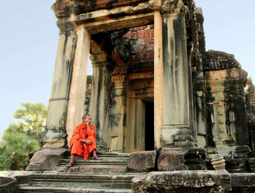 Angkor Wat Reise