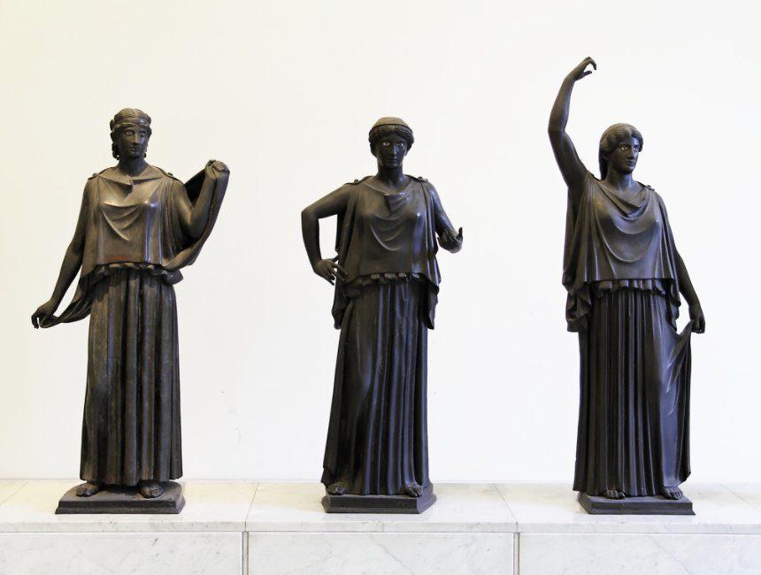 Archäologisches Nationalmuseum Neapel Sehenswertes