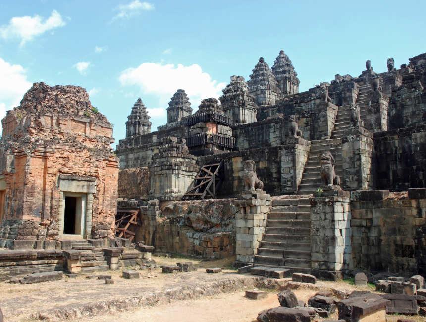 Phnom Bakheng Tempel Siem Reap