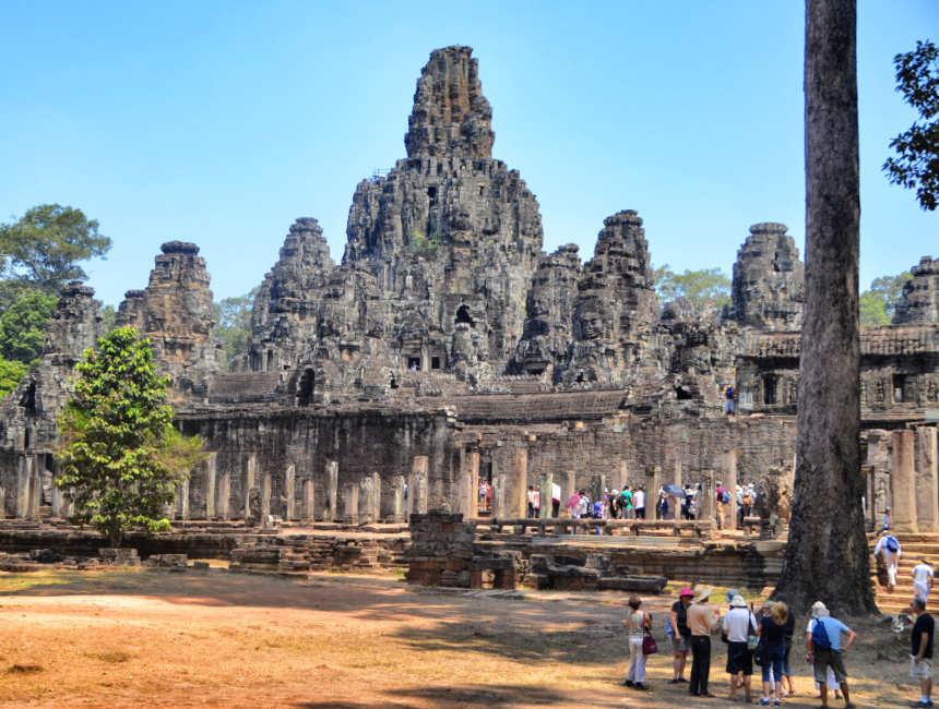 Angkor Thom Angor Wat Tour