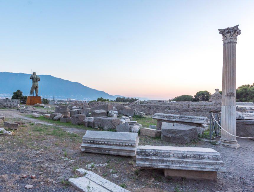 Pompeji besichtigen