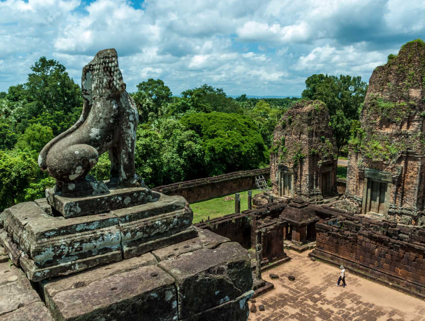 Pre Rup Tempel Siem Ream
