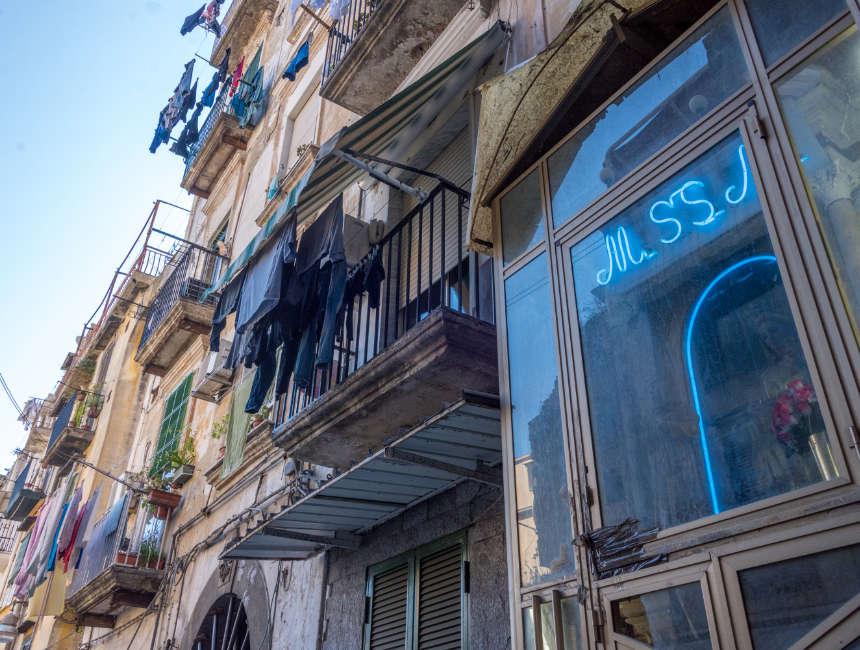 Santa Lucia Neapel Sehenswuerdigkeiten