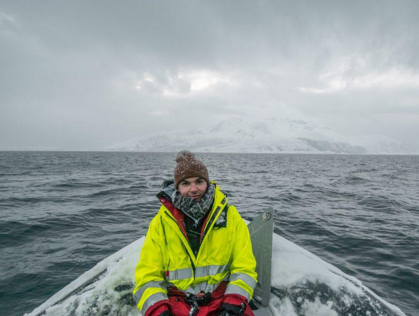 Aktivitäten Tromsø walbeobachtung