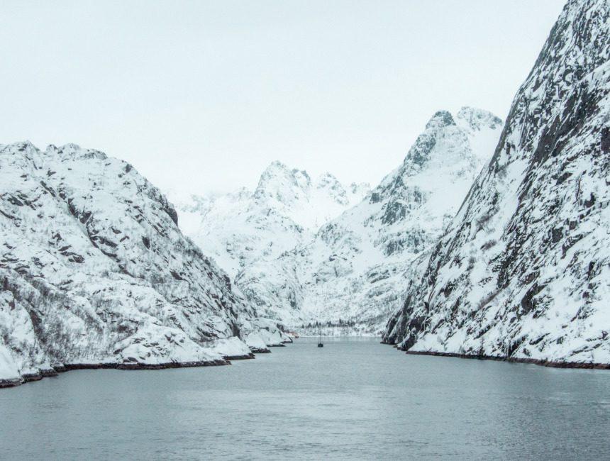 Aktivitaeten Tromsoe Fjorde