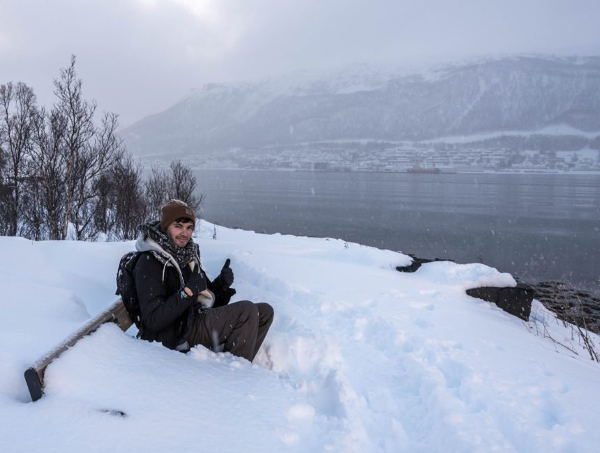 Prestvannet See Tromso