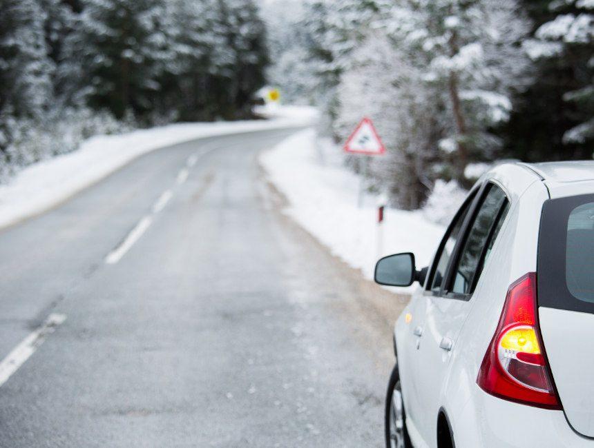 Winterreifen Norwegen Auto Mieten