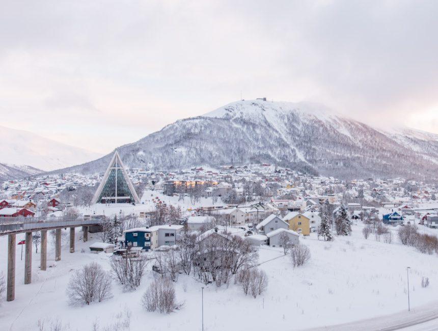 brücke Tromso