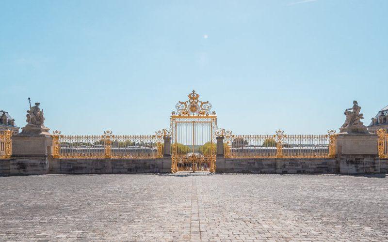 von Paris nach Versailles