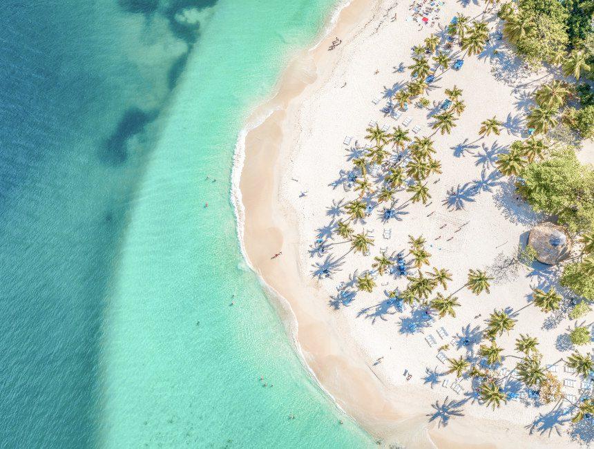 Bacardi Insel Dominikanische Republik