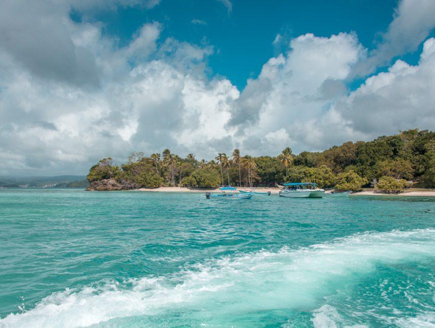 Cayo Levantado Bacardi-Insel