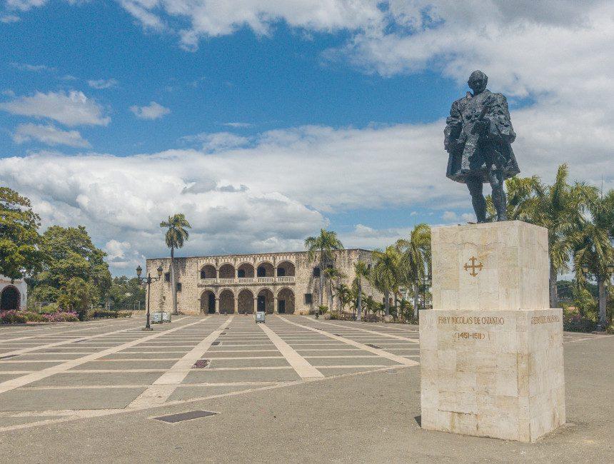 Plaza Espana Santo Domingo