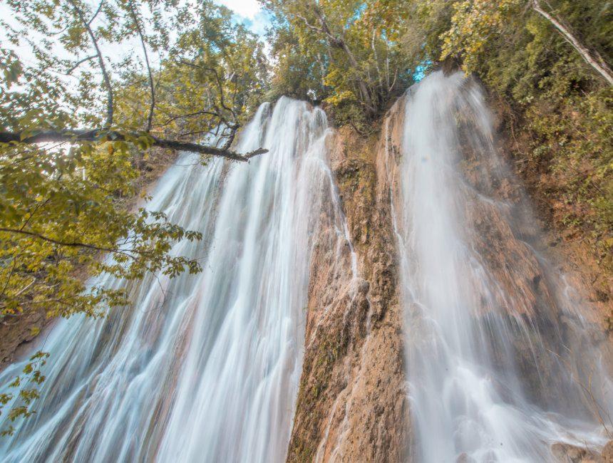 Samana Wasserfall