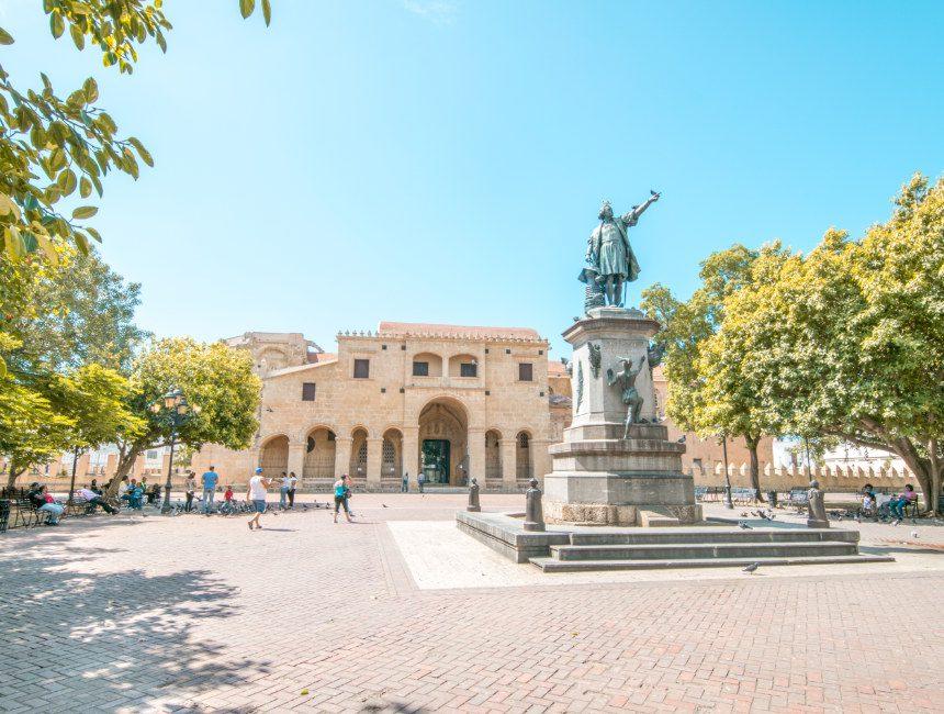 Santo Domingo Parque Colon