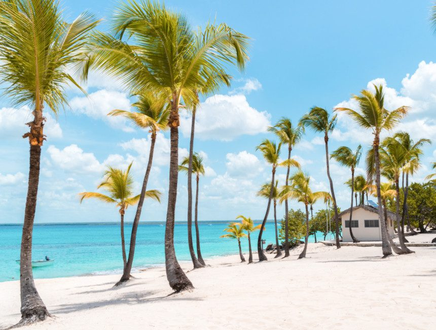 Catalina Insel Ausflug Dominikanische Republik
