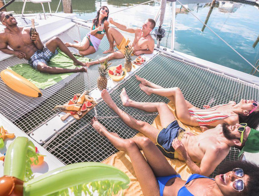 Feiern Boot Punta Cana