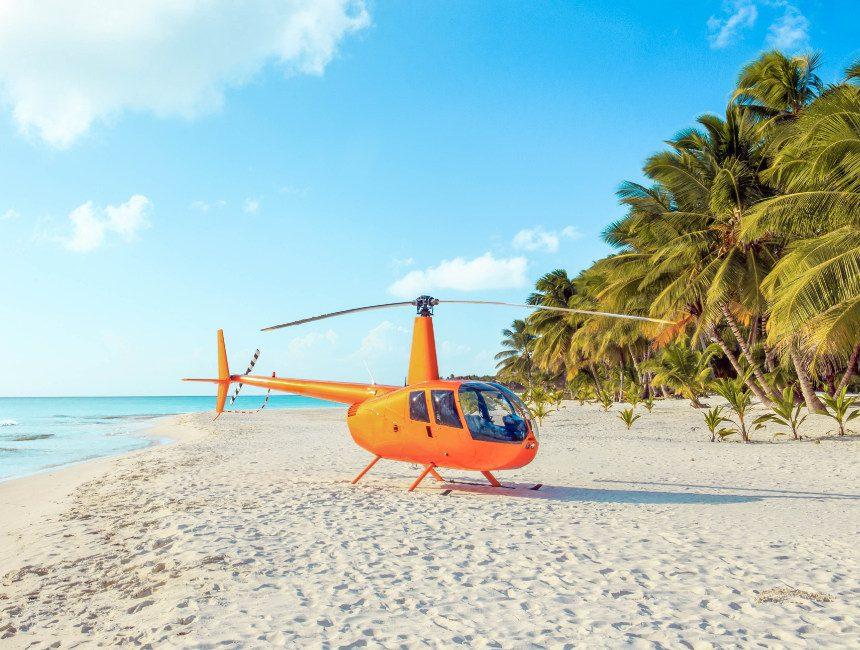Hubschrauber-Dominikanische-Republik-Punta-Cana