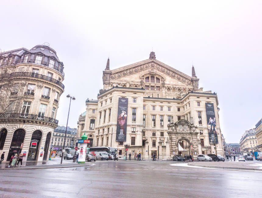 Opera PAris Garnier