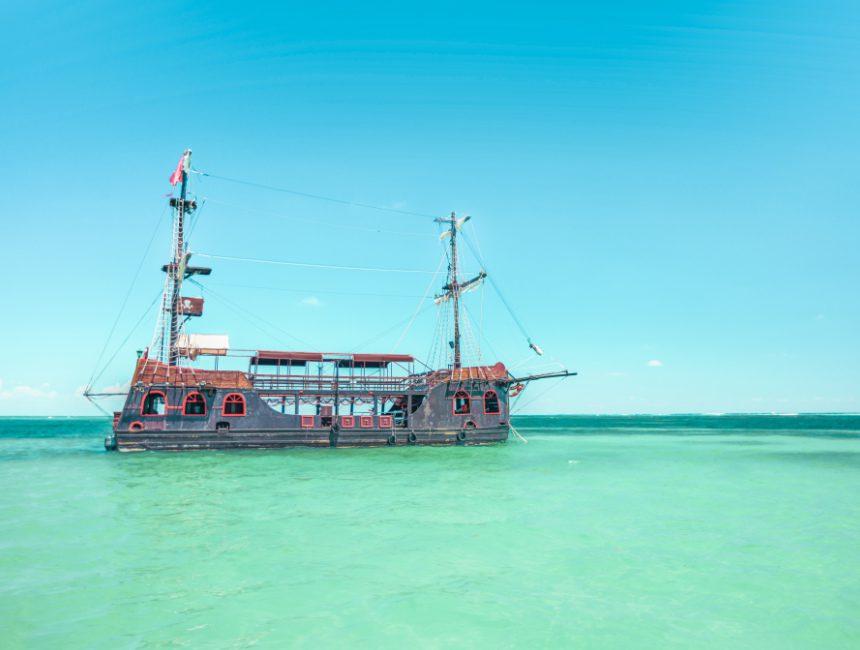 Piratenschiff Punta Cana Touren Dom Rep