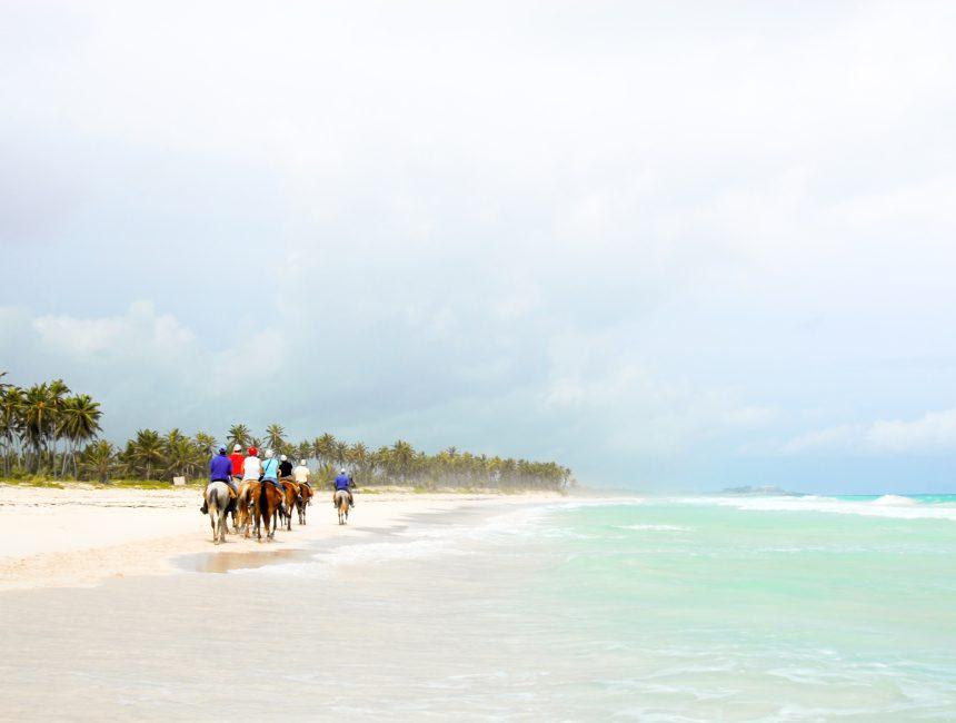 Reiten Dominikanische Republik Ausfluege