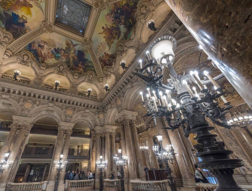 grand escalier palais garnier besichtigung