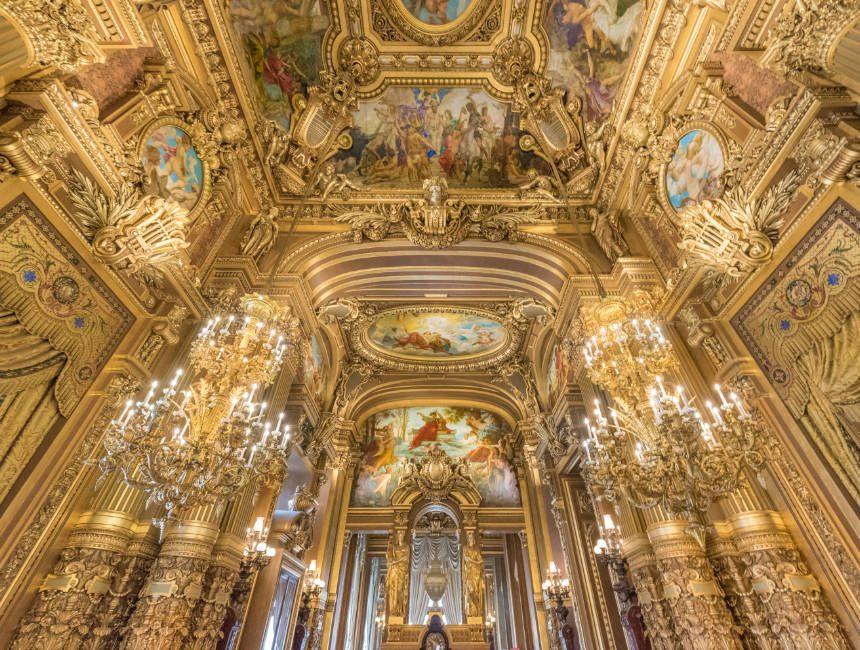 Palais Garnier Opera Garnier