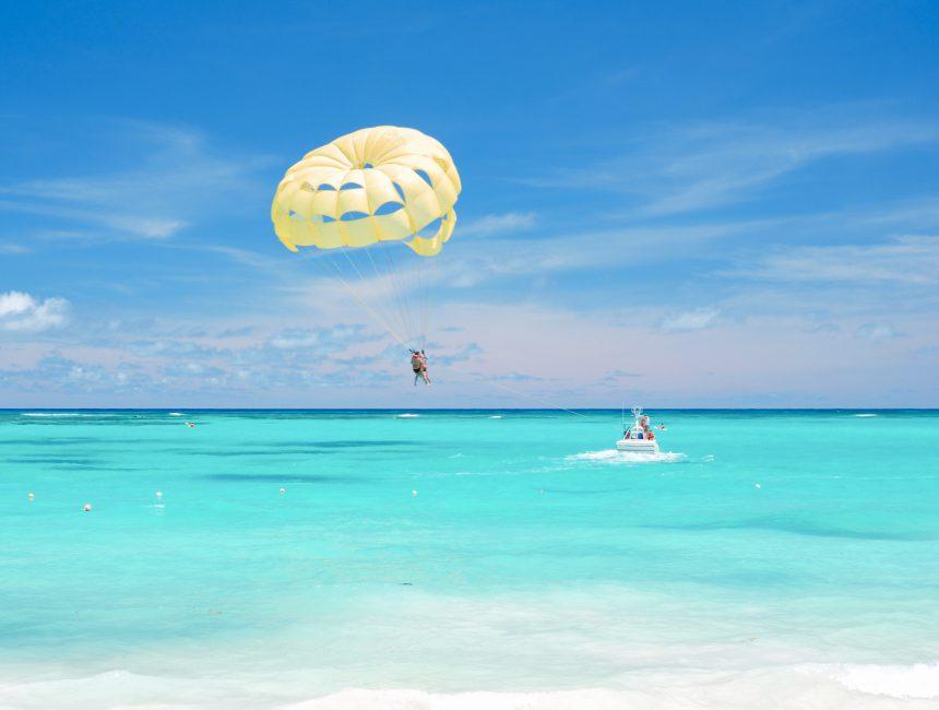parasailing Dom Rep Touren
