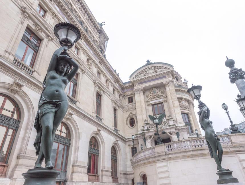 Pavillion de l'Empereur palais garnier