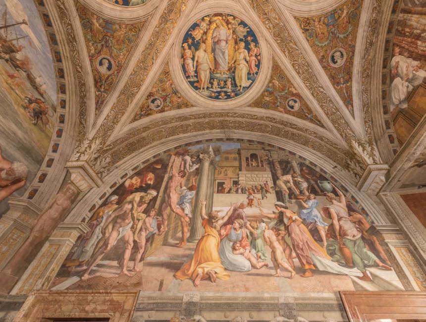 Highlights Vatikanische museen