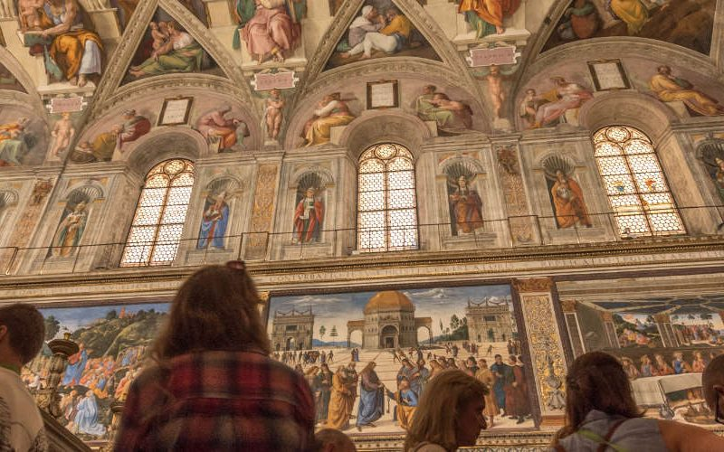 vatikanische museen highlights