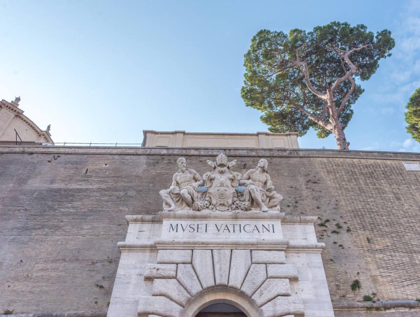 Vatikanische museen rundgang
