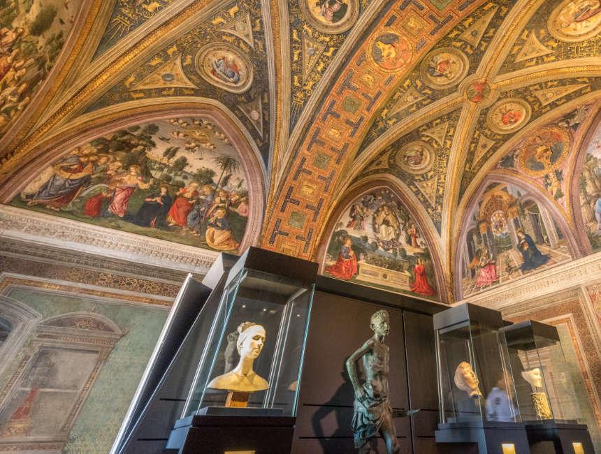 Vatikanische museen tickets