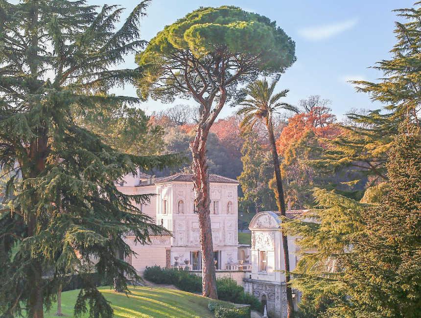 Vatikanischen Gärten