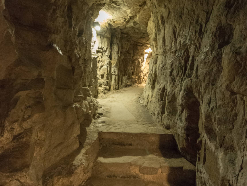 Bock-Kasematten Luxemburg