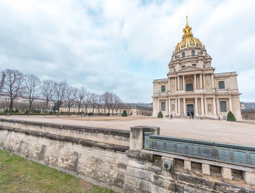 dome des invalides grab Napoleon