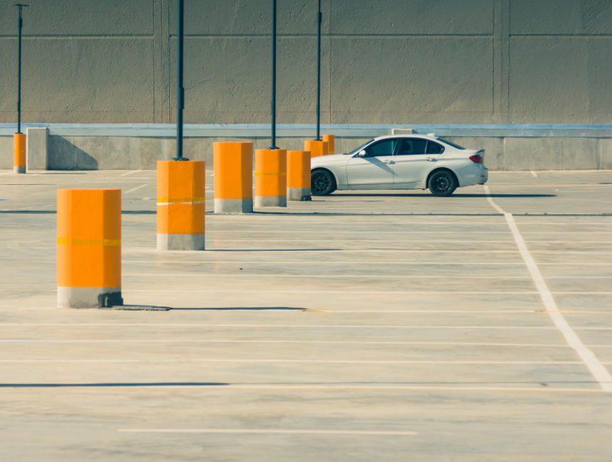 Parkplatz Brussels Airport