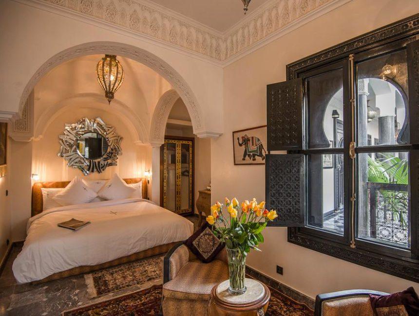 Hotel riad Marrakesch palais razala