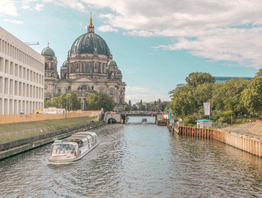 Berlin Rundfahrt Spree
