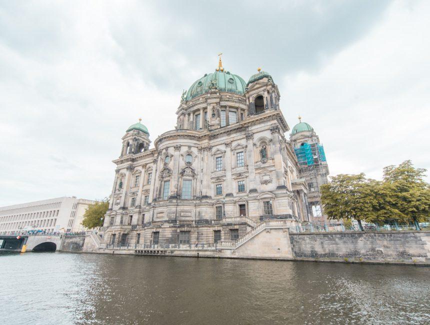Berliner dom kostenlose attraktionen