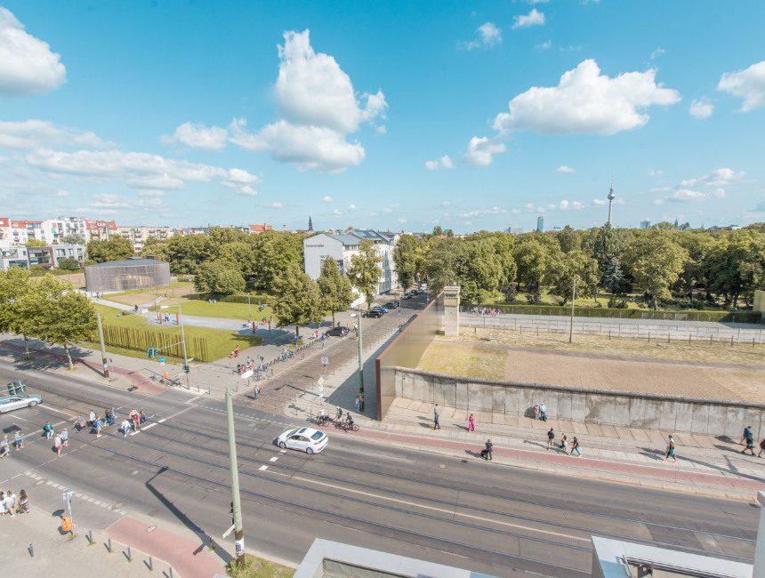 Coole Attraktionen Berlin Gedenkstätte Berliner Mauer