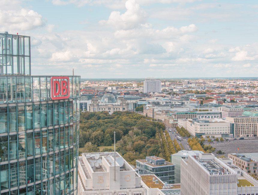 Coole Attraktionen Berlin Panoramapunkt