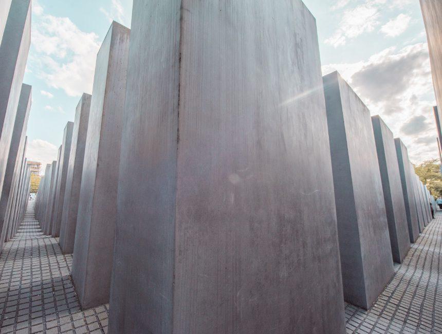 Denkmal ermordeten Juden Europas Wichtigste Sehenswürdigkeiten Berlin