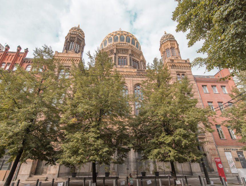Neue Synagoge Berlin sehenswürdigkeiten